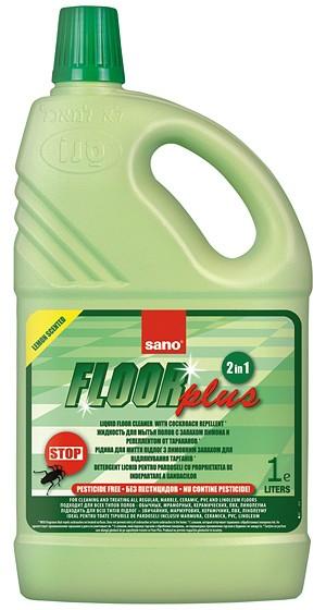 Sano Floor Plus Manual 1l Detergenti Pardoseala 3 In 1 sanito.ro