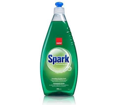 Detergent Vase Sano Spark Castravete 500ml sanito.ro