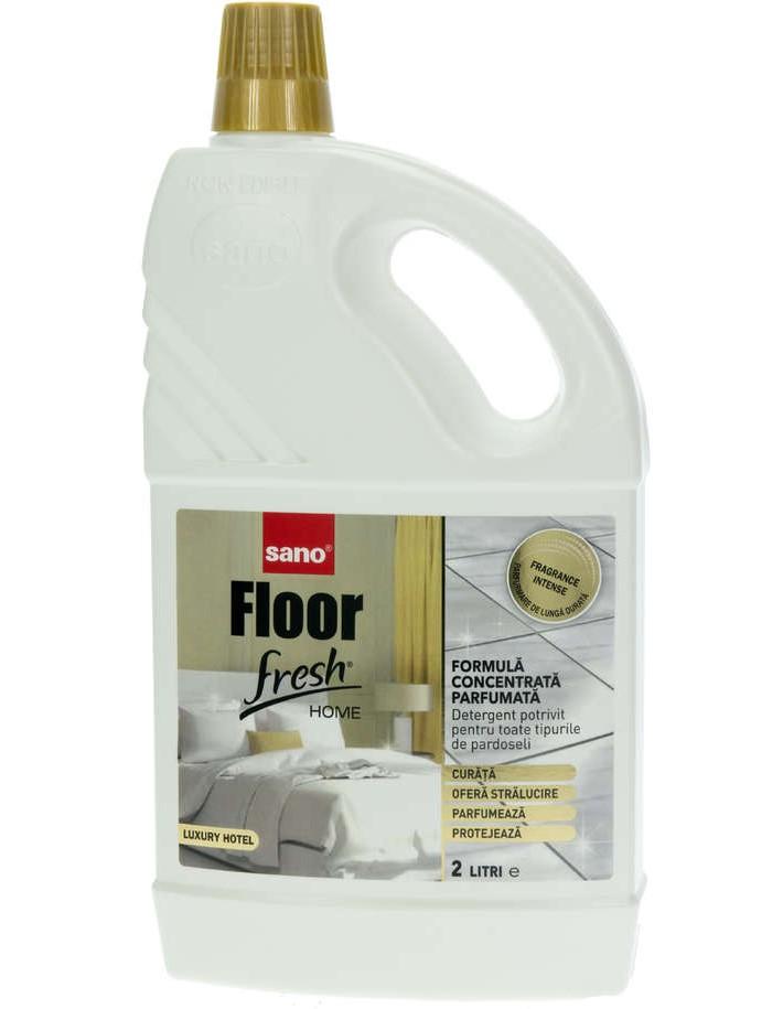 Sano Floor Fresh He Luxury Manual 2l Detergent Pardoseala 2021 sanito.ro