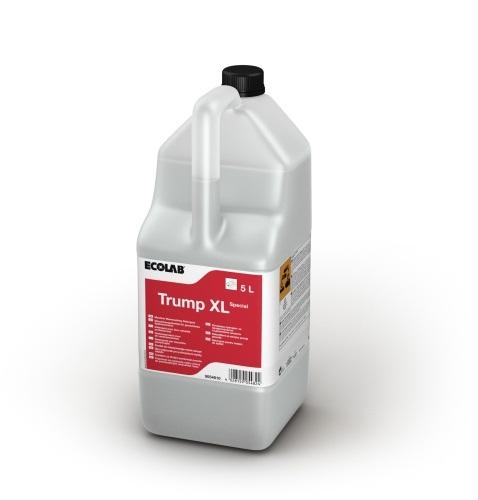 Detergent Premium Pentru Masina De Spalat Vase Trump Xl Special 5l Ecolab 2021 sanito.ro