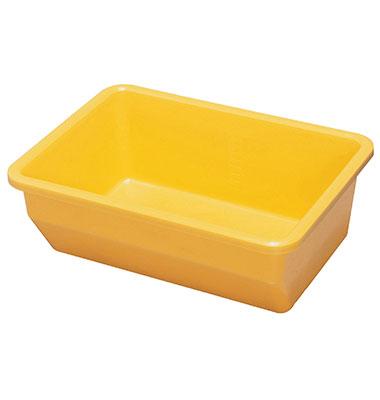Cutie Tub Dezinfectare Pentru Carucioare Curatenie Variant 45 L Galbena Vermop 2021 sanito.ro