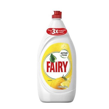 Fairy Lichid De Vase Lemon 1.2 L 2021 sanito.ro