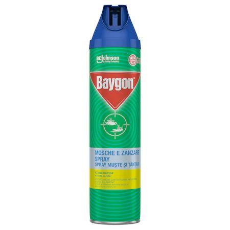 Baygon Protector Zburatoare 400 Ml sanito.ro
