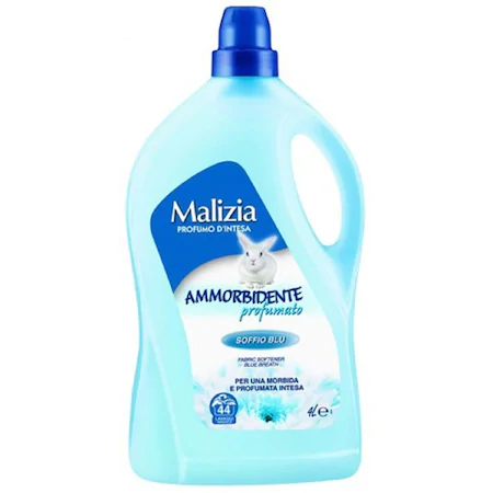 Malizia Balsam Rufe Soffio Blu Albastru 4 L sanito.ro