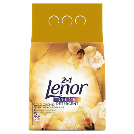 Lenor Detergent Automat 2 Kg Gold sanito.ro