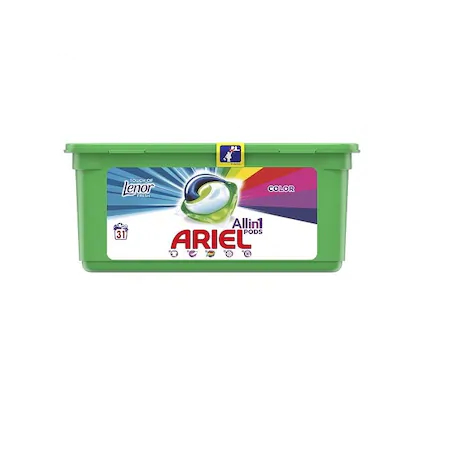 Ariel Detergent Capsule Pods 39 Buc/Cutie Lenor sanito.ro