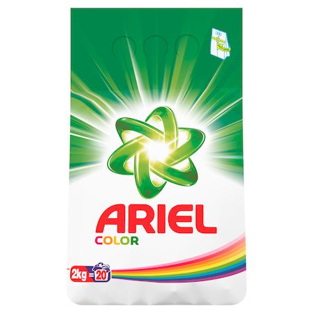 Ariel Detergent Automat Color 2 Kg sanito.ro