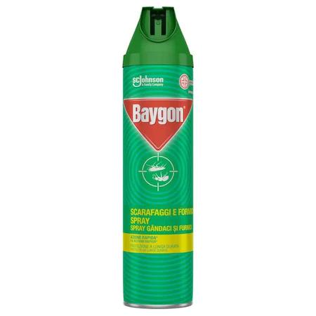 Baygon Protector Taratoare 400 Ml 2021 sanito.ro