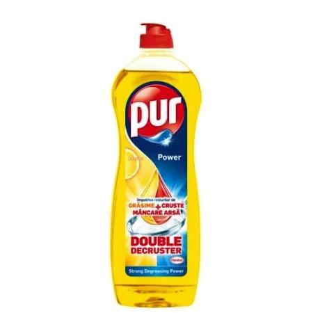 PUR Detergent Vase Lemon 750 ml