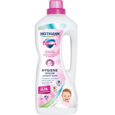 Heitmann Balsam Dezinfectant Rufe Sensitiv 1250 Ml 2021 sanito.ro