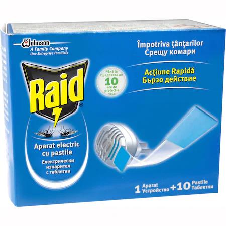 Raid Ap.Electric+Pastile sanito.ro
