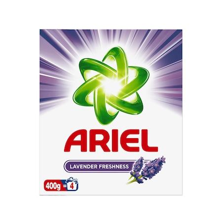 Ariel Detergent Automat Lavanda 400g sanito.ro
