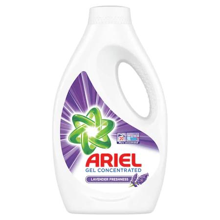 Ariel Detergent Lichid Lavanda 1.1 L 20 Spalari sanito.ro