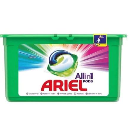 Ariel Detergent Capsule Pods 39 Buc/Cutie Color sanito.ro