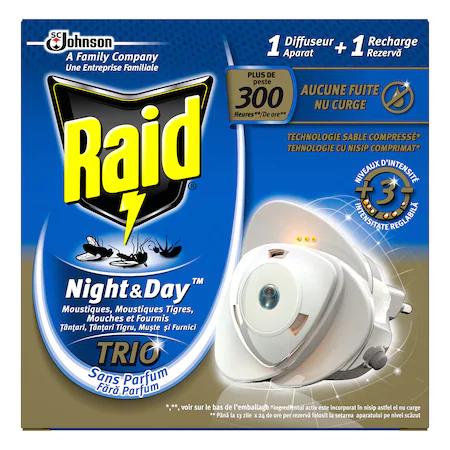 Raid Rezerva Electric Night&Amp;Day sanito.ro