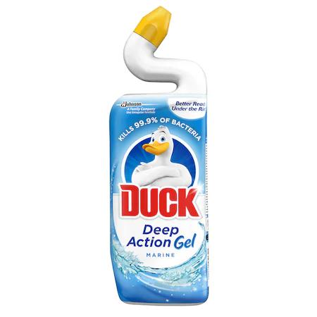 Duck Antibacterial Deep Action Gel Marin 750 Ml sanito.ro