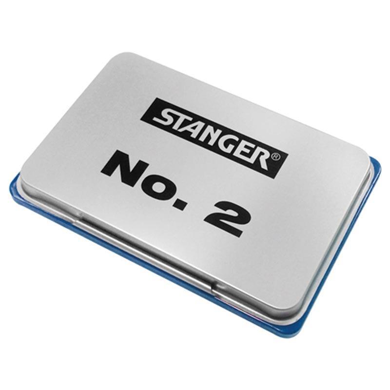 Tusiera Metal Stanger - 7x11 Cm Albastra sanito.ro