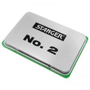 Tusiera Metal Stanger - 7x11 Cm Verde sanito.ro