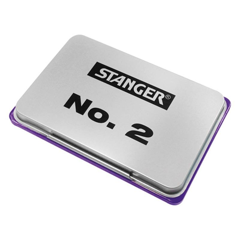 Tusiera Metal Stanger - 7x11 Cm Violeta sanito.ro
