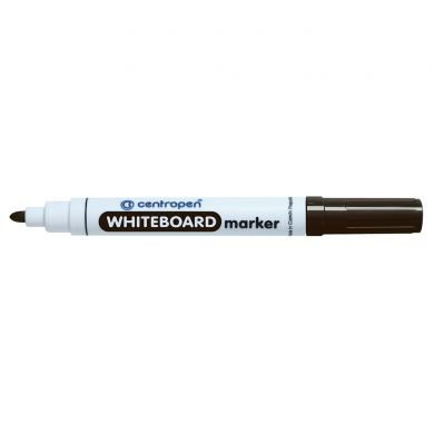 Whiteboard Marker Centropen 8559 - Negru sanito.ro
