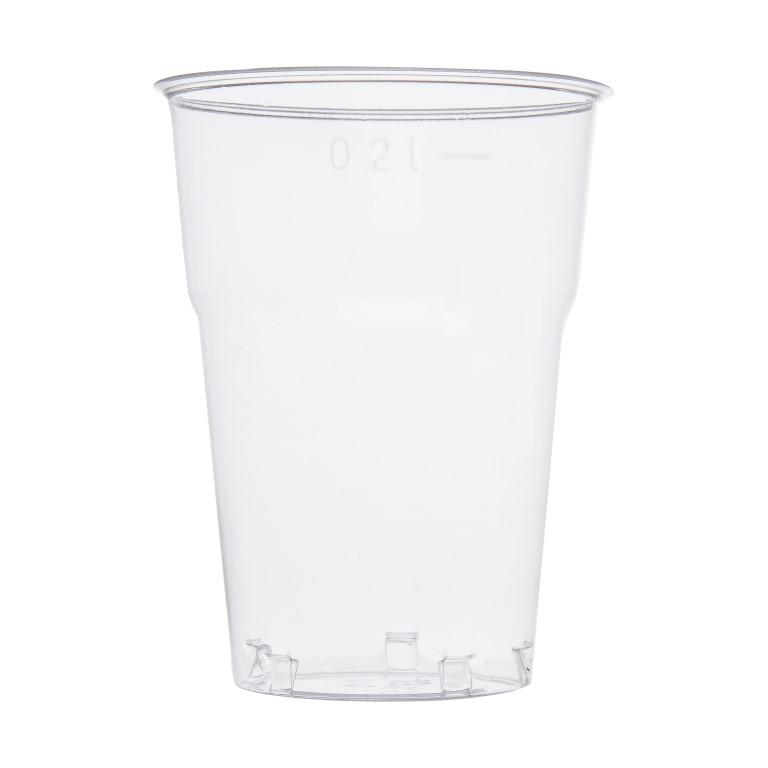 Pahar Plastic Casant - 250 Ml sanito.ro