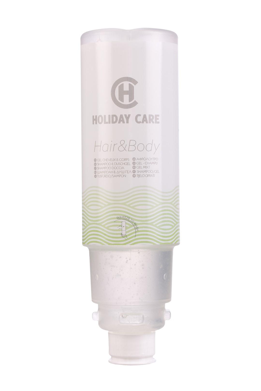 Dispenser Sampon Si Gel De Dus 450ml - Holiday Care 2021 sanito.ro