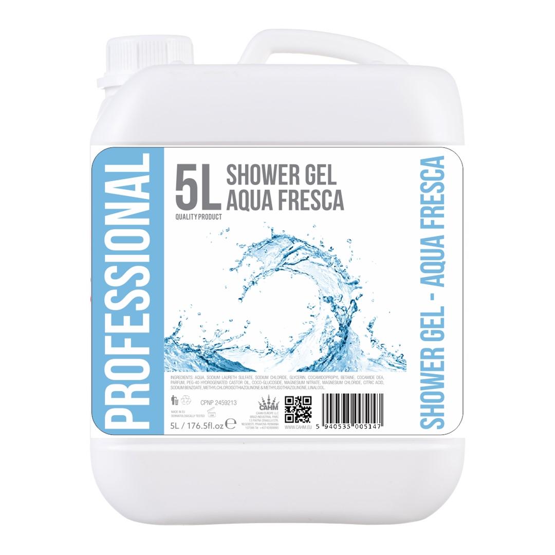 Gel De Dus 5l- Aqua Fresca sanito.ro