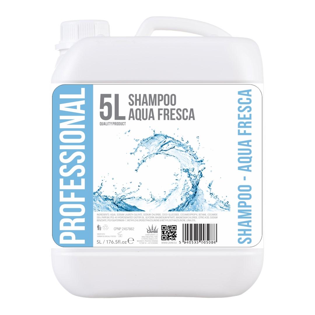 Sampon 5l- Aqua Fresca sanito.ro