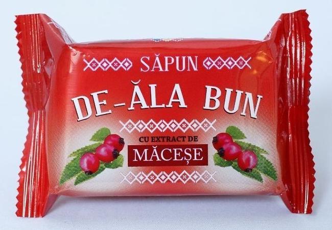 Sapun De-Ala Bun Extract De Macese 90gr sanito.ro