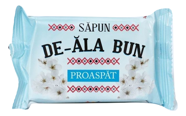 Sapun De-Ala Bun Proaspat Solid 100gr 2021 sanito.ro
