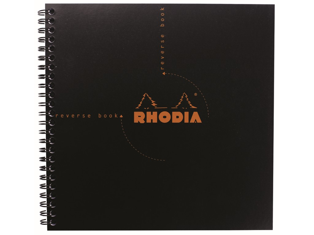 Caiet Clairefontaine Rhodia Reverse sanito.ro