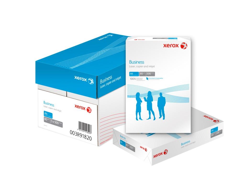 Hartie Xerox Business A4 2021 sanito.ro