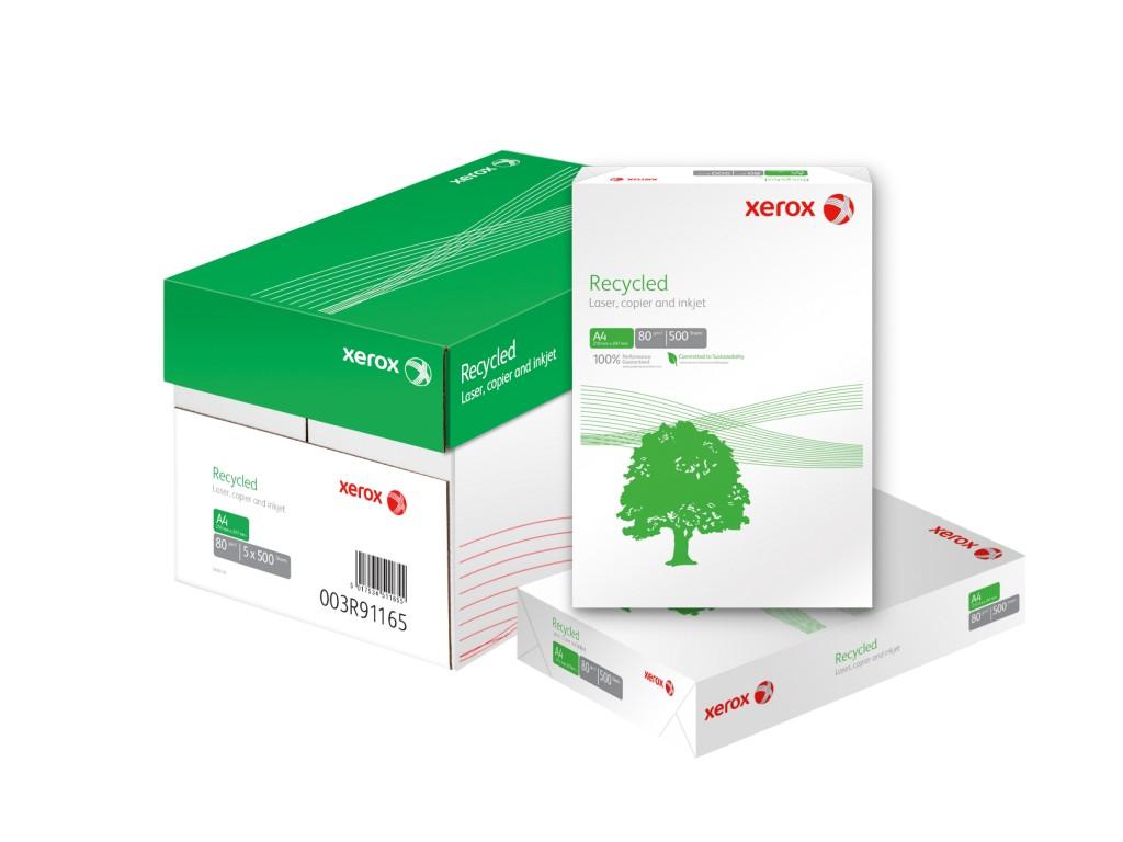 Hartie Xerox Recycled A4 sanito.ro