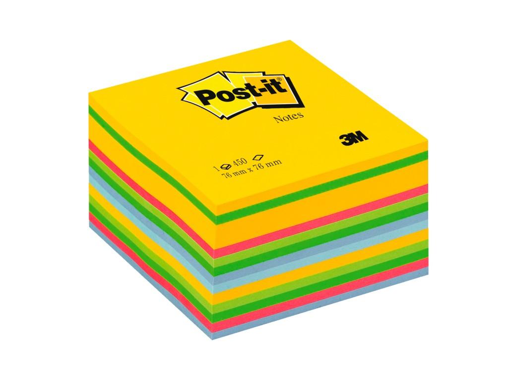 Cub Notite Adezive Post-It® Briliant 2021 sanito.ro