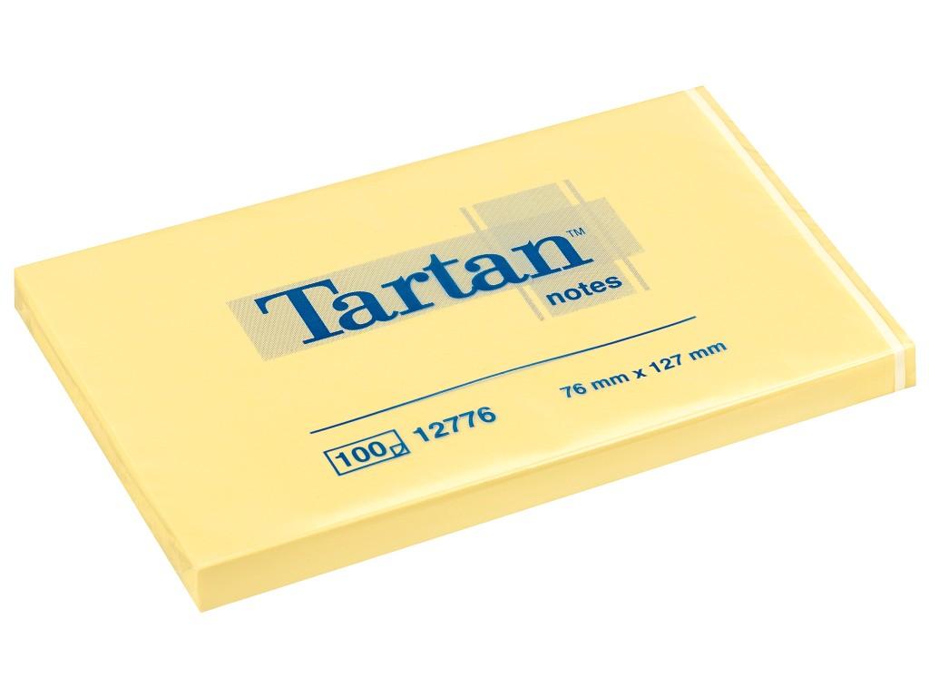 Notes Adeziv Tartan 76 X 127 Mm 2021 sanito.ro