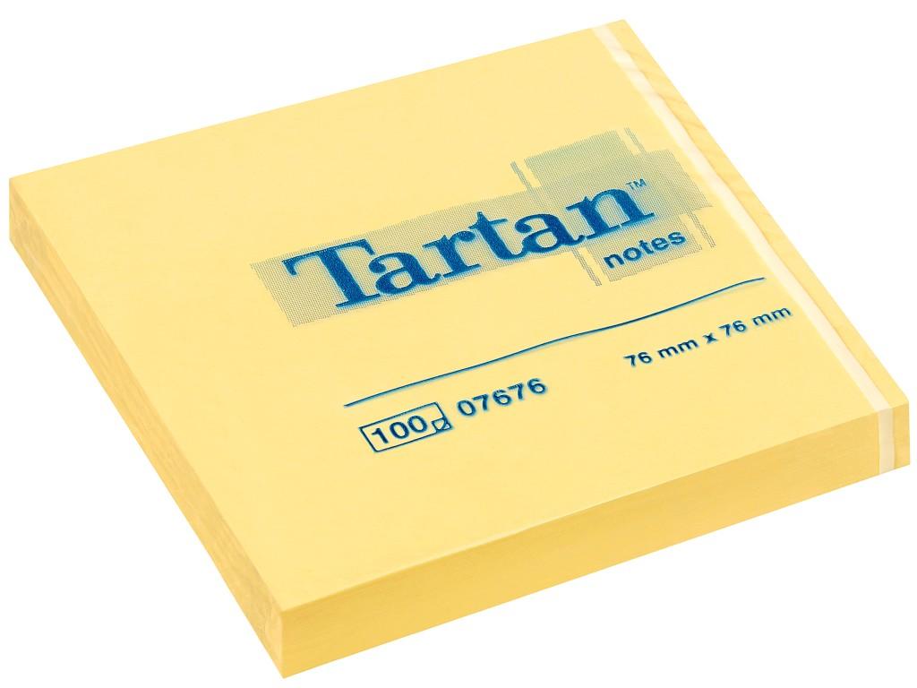 Notes Adeziv Tartan 76 X 76 Mm 2021 sanito.ro