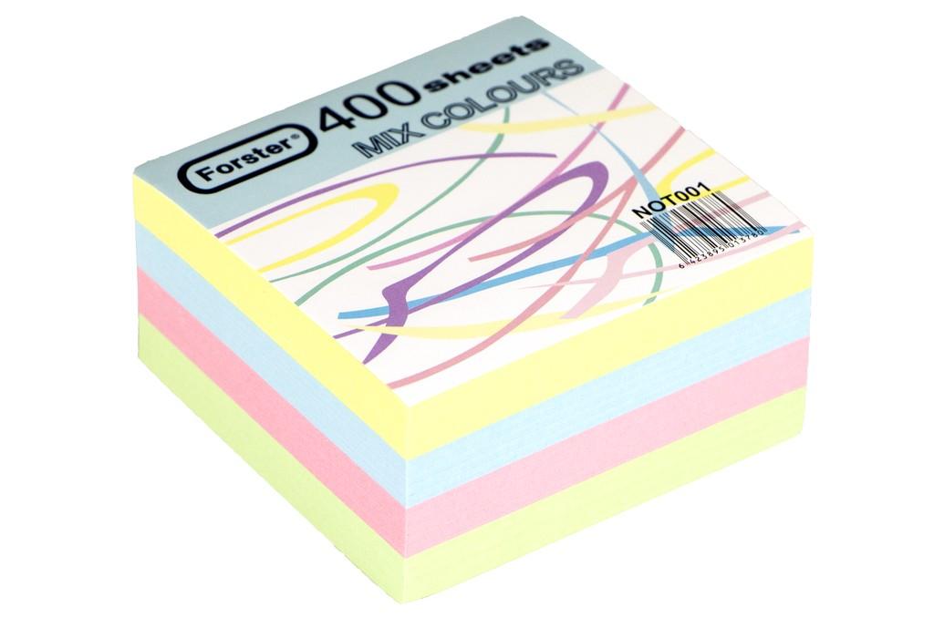 Rezerva Cub Din Hartie Color 400 File 2021 sanito.ro