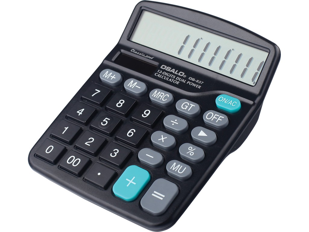Calculator De Birou Os837 sanito.ro