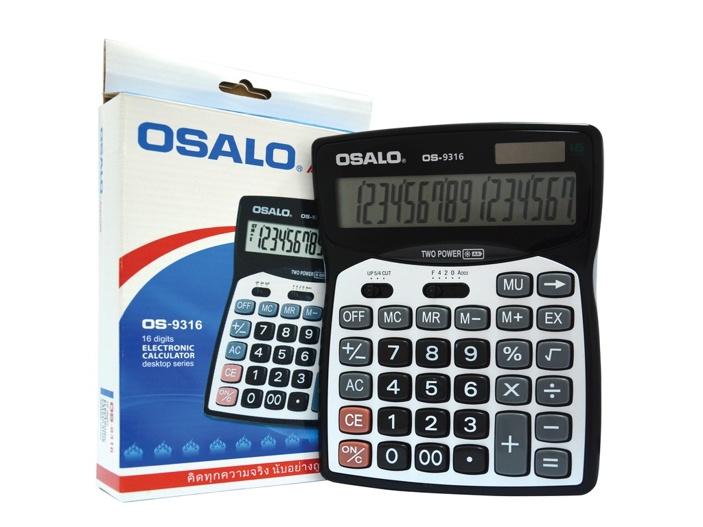 Calculator De Birou Os9316 sanito.ro