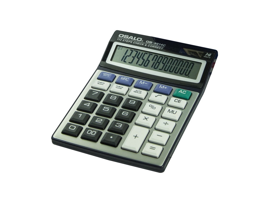Calculator De Birou Os9914c 2021 sanito.ro