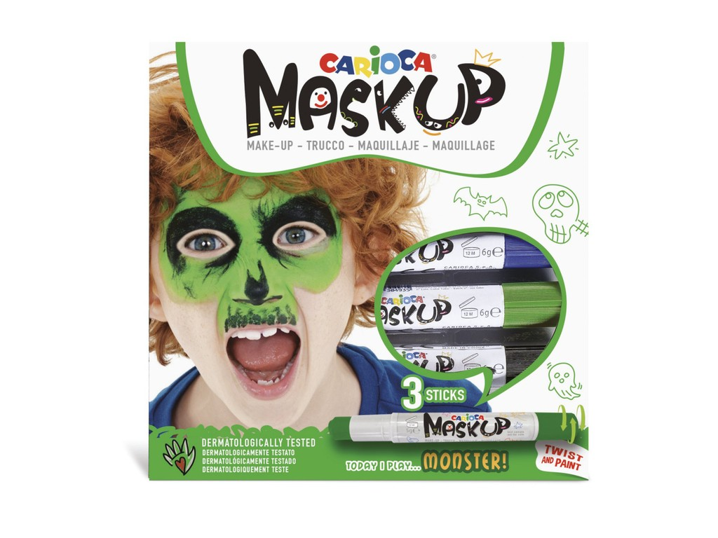 Carioca Mask-Up Monster sanito.ro
