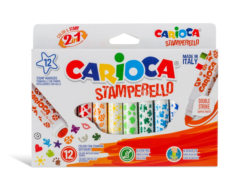 Carioca Stamperello 12/Set 2021 sanito.ro