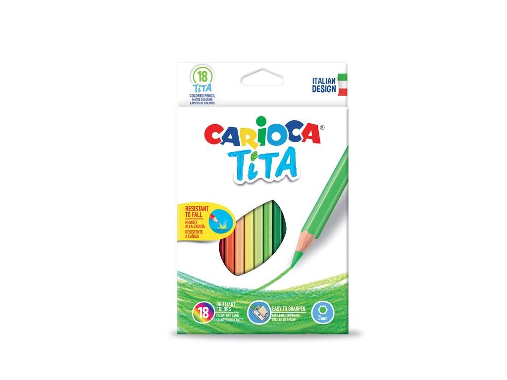 Creioane Color Tita Clasic 18/Set 2021 sanito.ro