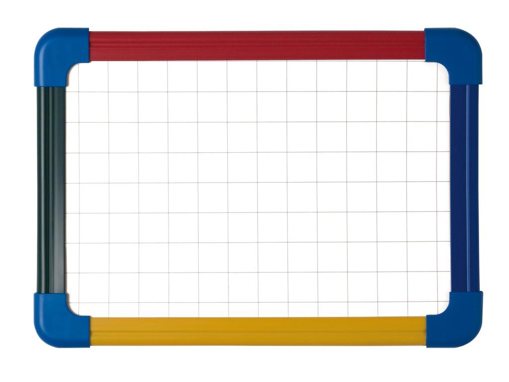 Tabla Scolara Cu Rama Color A3 Bi-Silque sanito.ro