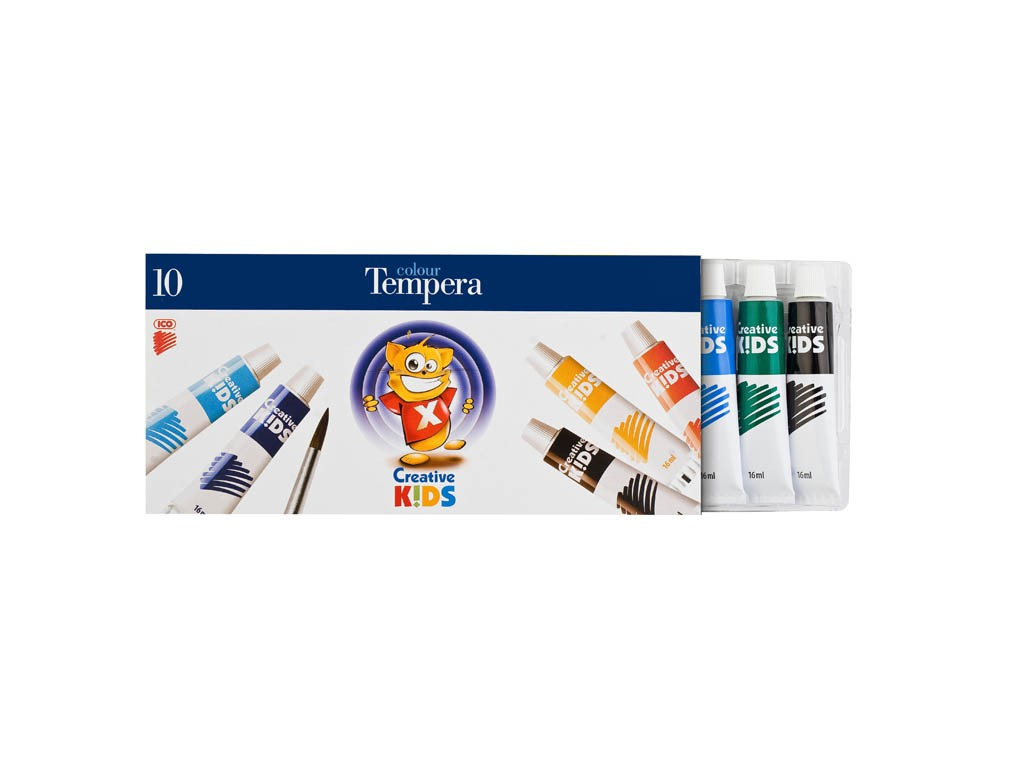 Tempera Creative Kids 10/Set sanito.ro