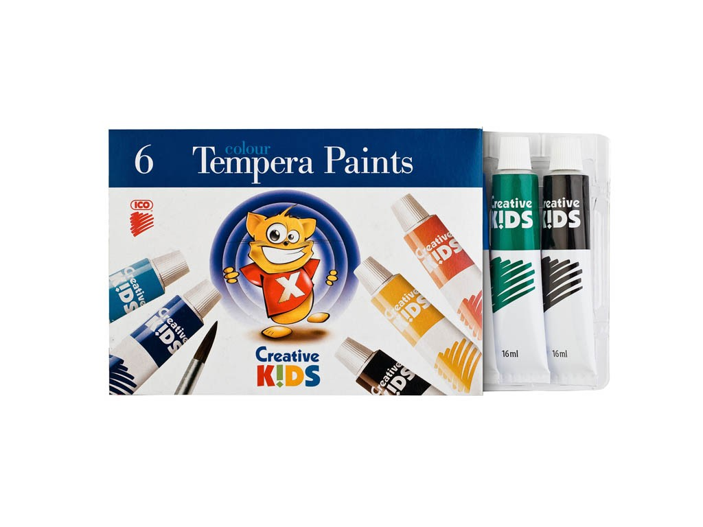 Tempera Creative Kids 6/Set sanito.ro