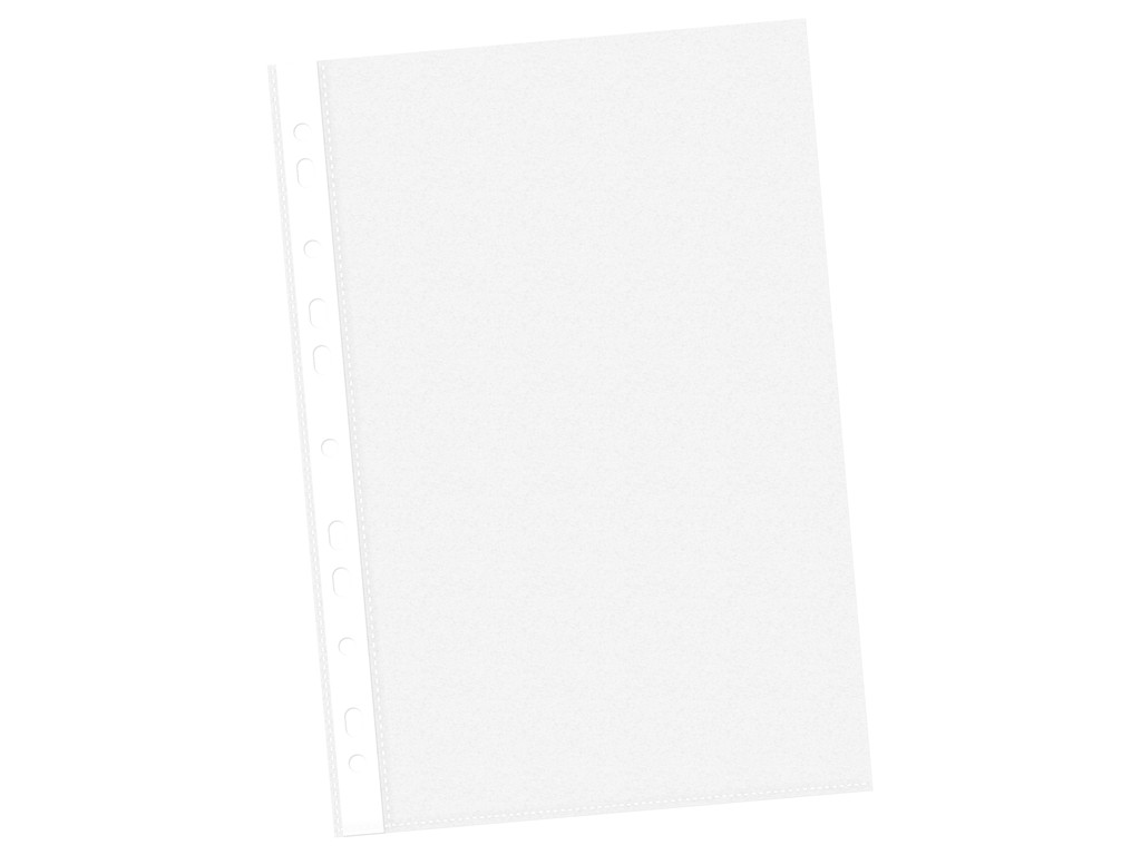 Folie Standard A4 Cristal 2021 sanito.ro