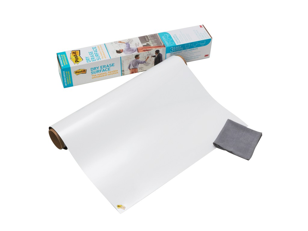 Folie Whiteboard Post-It® 120 X 90 Mm sanito.ro