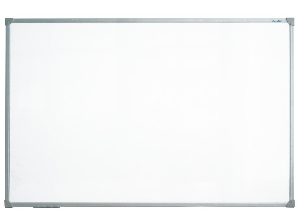 Whiteboard Magnetic Cu Rama Din Aluminiu 150 X 100 Cm Forster 2021 sanito.ro