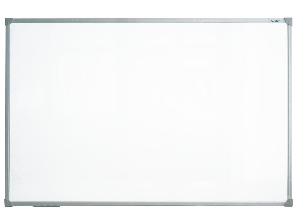 Whiteboard Magnetic Cu Rama Din Aluminiu 90 X 60 Cm Forster 2021 sanito.ro